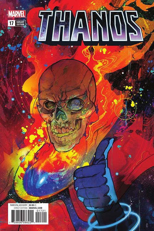 Thanos #17 Christian Ward Variant