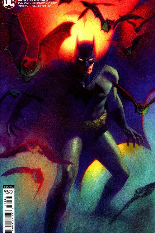 Batman #109 Joshua Middleton Variant