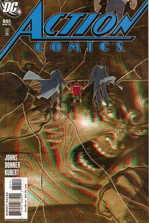 Action Comics #851 3D Variant