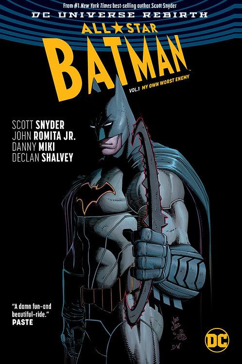 All Star Batman Vol 1 HC