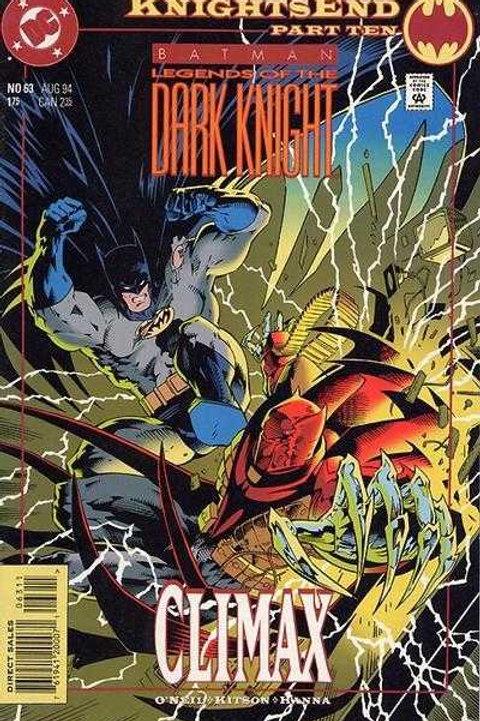 Batman Legends of the Dark Knight #63