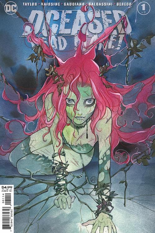 DCeased Dead Planet #1 Peach Momoko Variant