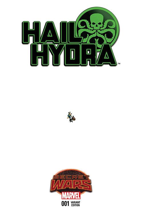 Hail Hydra #1 1:15 Ratio Ant Sized Variant