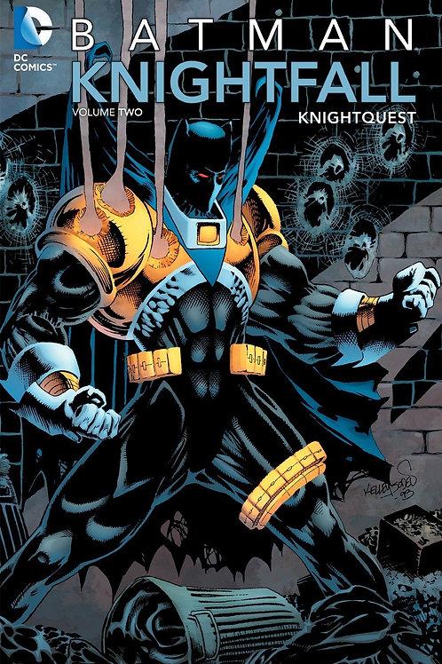 Batman: Knightfall Volume 2