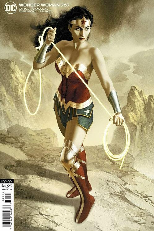 Wonder Woman #767 Joshua Middleton Variant