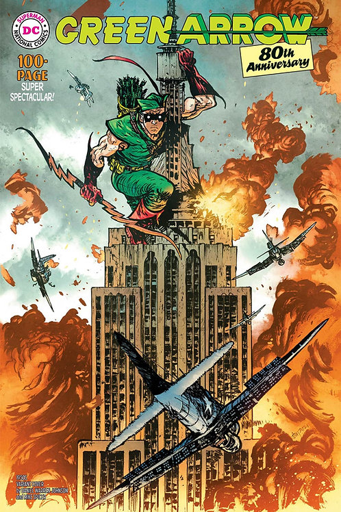 Green Arrow 80th Anniversary 100-Page Super Spectacular #1  DWJ 1950s Variant