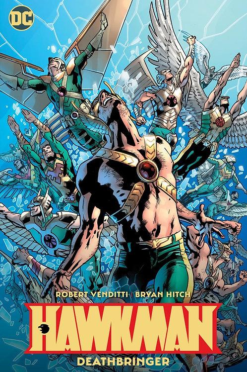 Hawkman Volume 2: Deathbringer