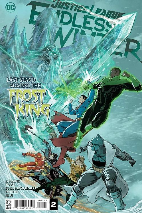Justice League: Endless Winter #2