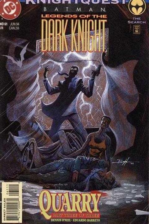 Batman Legends of the Dark Knight #61