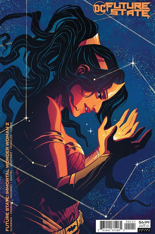 Future State Immortal Wonder Woman #2 	Becky Cloonan Variant