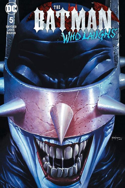 Batman Who Laughs #5 Mico Suayan Unknown Comics Exclusive