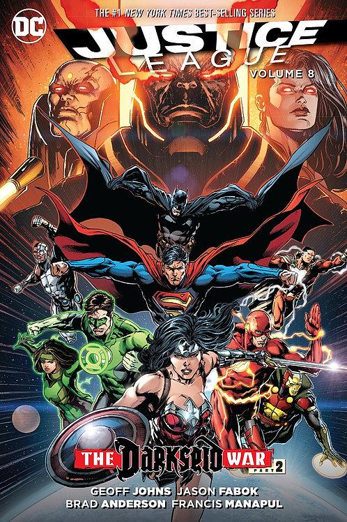 Justice League Volume 8 The Darkseid War Part 2