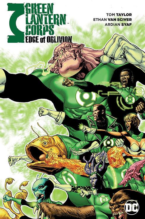 Green Lantern Corps: Edge of Oblivion