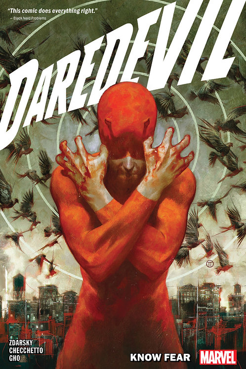 Daredevil Volume 1 Know Fear