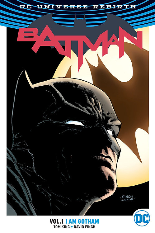 Batman Rebirth Vol 1 I Am Gotham