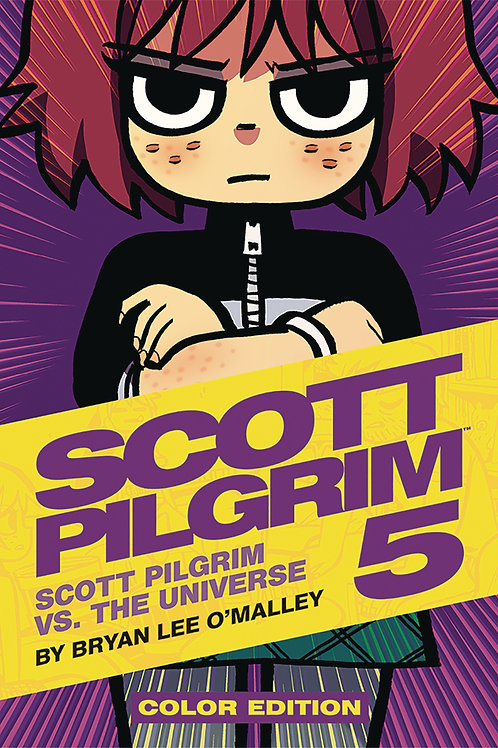 Scott Pilgrim Color Edition Volume 5