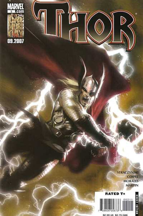 Thor #2 Gabriele Dell'Otto Variant