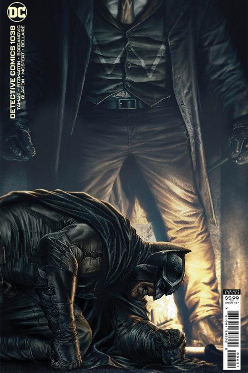 Detective Comics #1038 Lee Bermejo Variant
