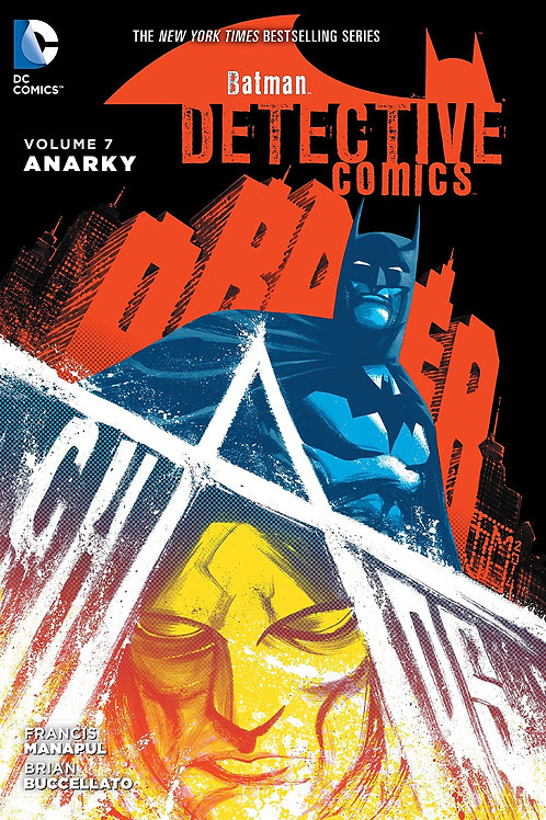 Detective Comics Volume 7 Anarky