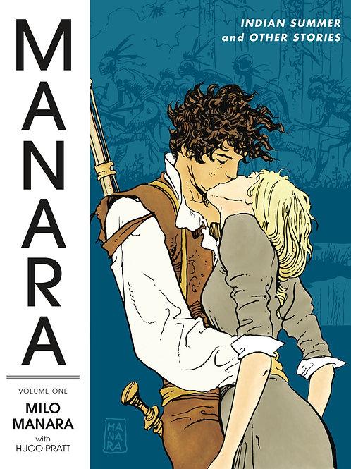 Manara Library Vol 1 HC