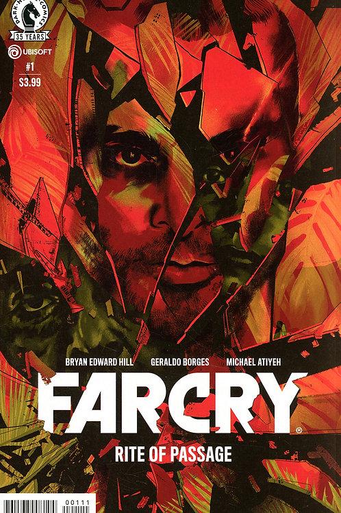 Far Cry Rite Of Passage #1