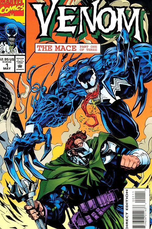 Venom the Mace #1