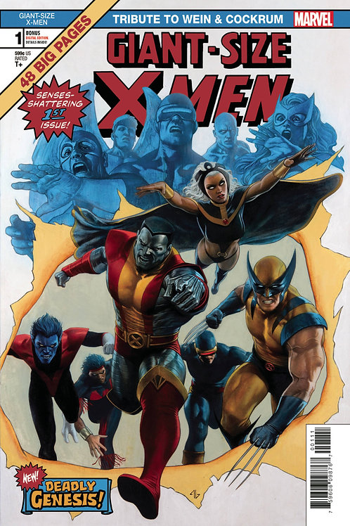 Giant-Size X-Men: Tribute To Wein & Cockrum #1