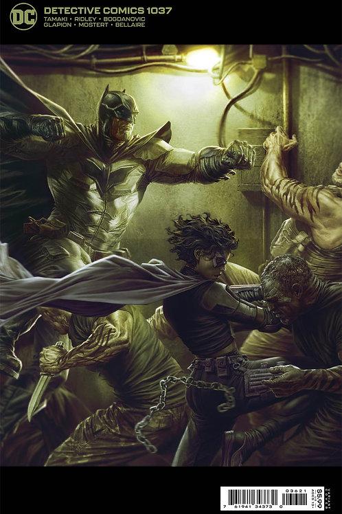 Detective Comics #1037 Lee Bermejo Variant