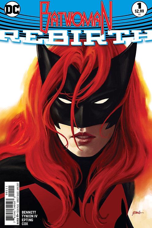 Batwoman: Rebirth #1
