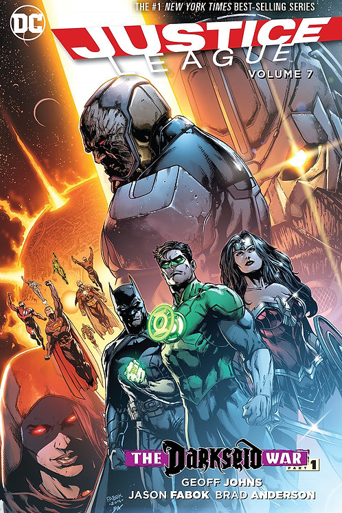 Justice League Volume 7 The Darkseid War Part 1