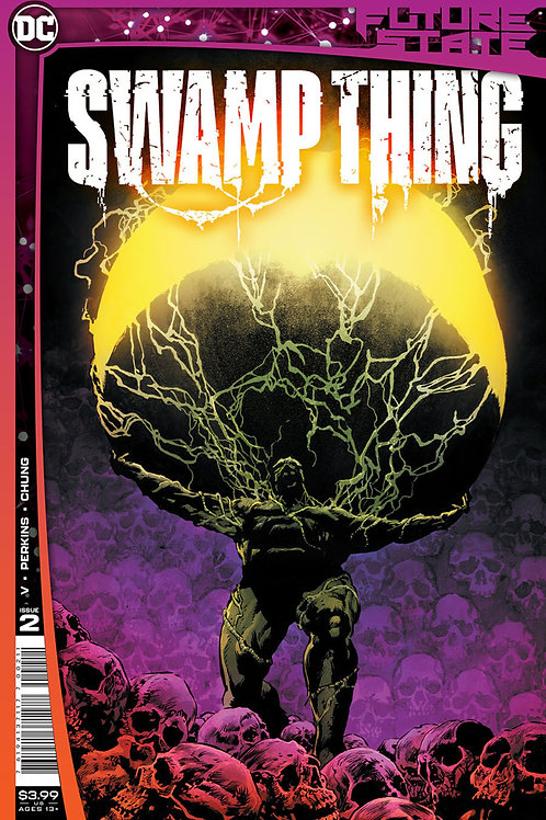 Future State Swamp Thing #2