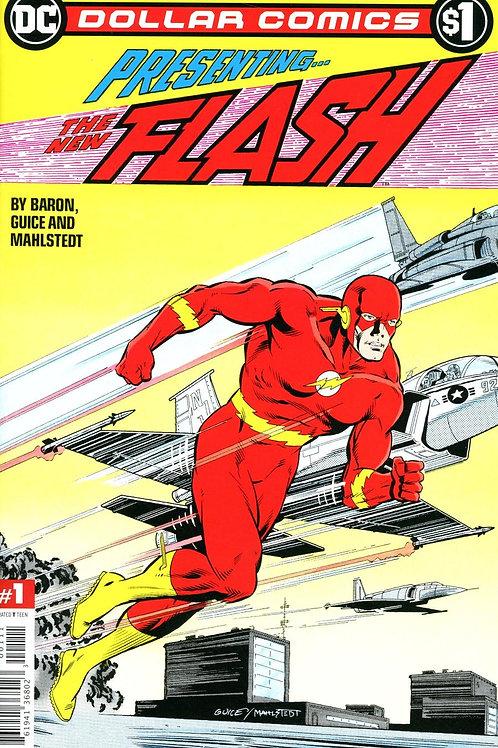 Dollar Comics Flash 1987