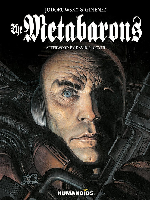 The Metabarons HC