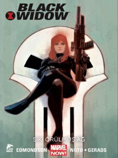 Black Widow Cilt 2 Sıkı Örülmüş Ağ