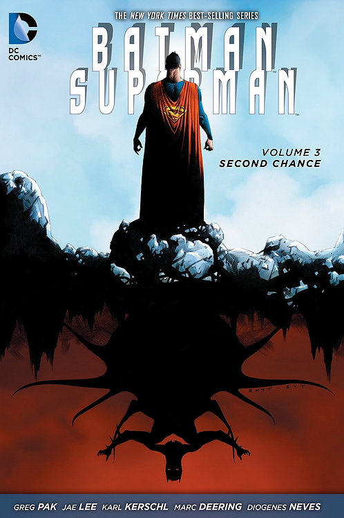 Batman Superman Volume 3 Second Chance