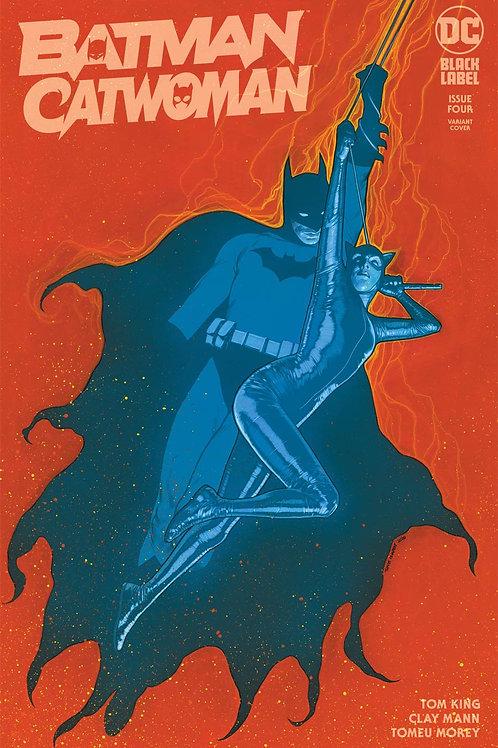 Batman Catwoman #4 Travis Charest Variant
