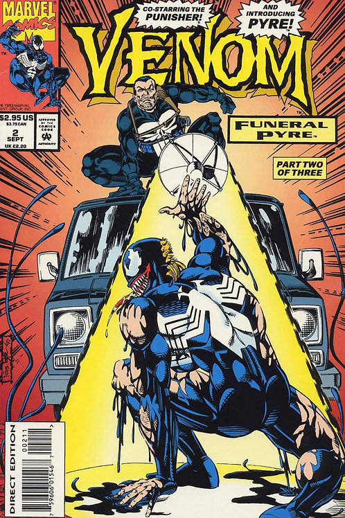 Venom Funeral Pyre #2