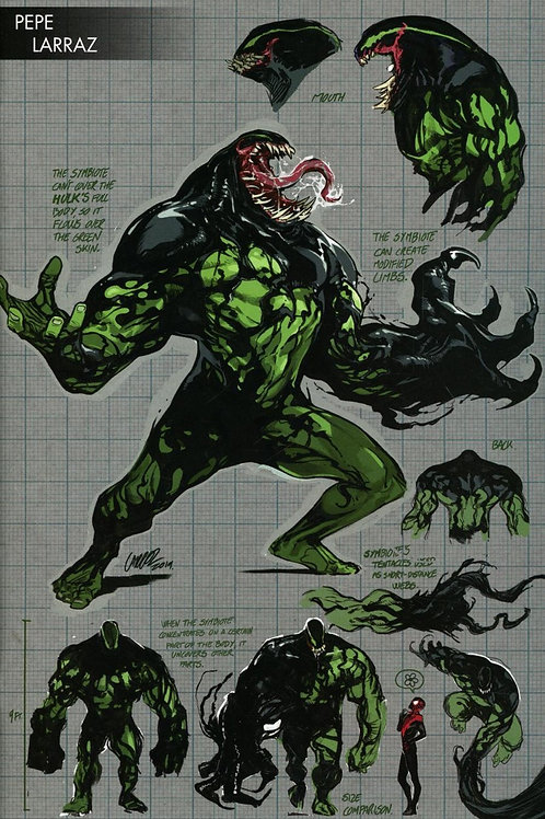 Absolute Carnage #3 Pepe Larraz Young Guns Variant
