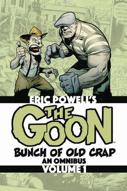 The Goon Bunch of Old Crap An Omnibus Volume 1