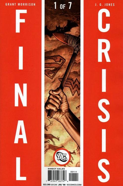 Final Crisis #1 Variant