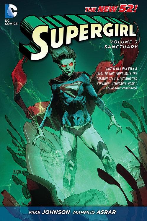 Supergirl Volume 3 Sanctuary