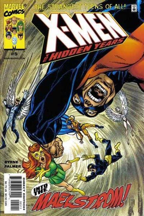 X-Men The Hidden Years #5