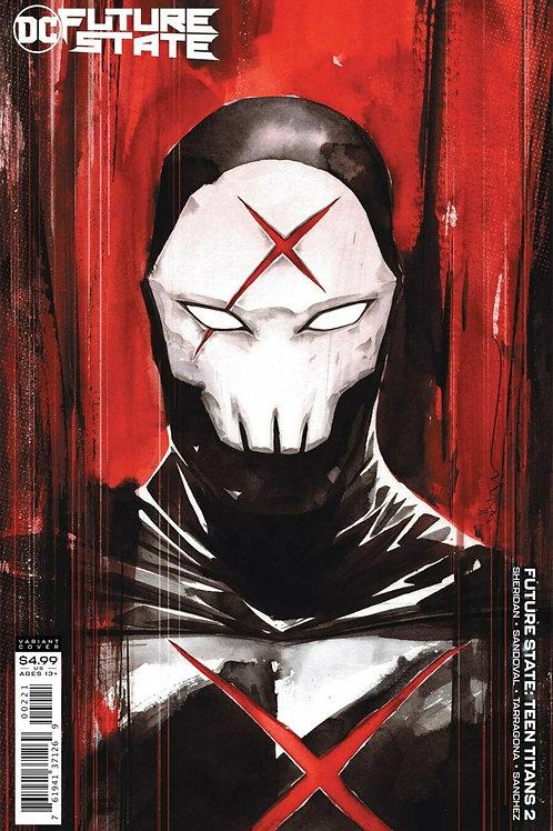 Future State: Teen Titans #2 Dustin Nguyen Variant