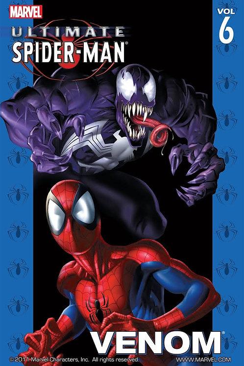 Ultimate Spider-Man Vol 6: Venom