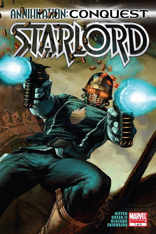 Annihilation Star Lord #1