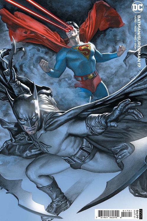 Batman Superman #17 Rodolfo Migliari Variant