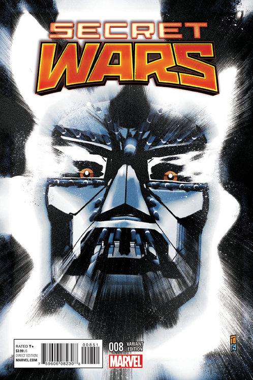 Secret Wars #8 Tom Coker 1:25 Ratio Variant