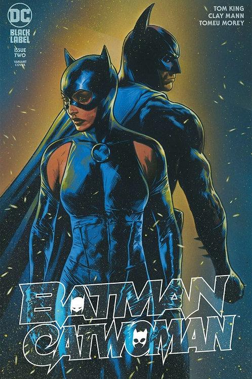 Batman Catwoman #2 Travis Charest Variant