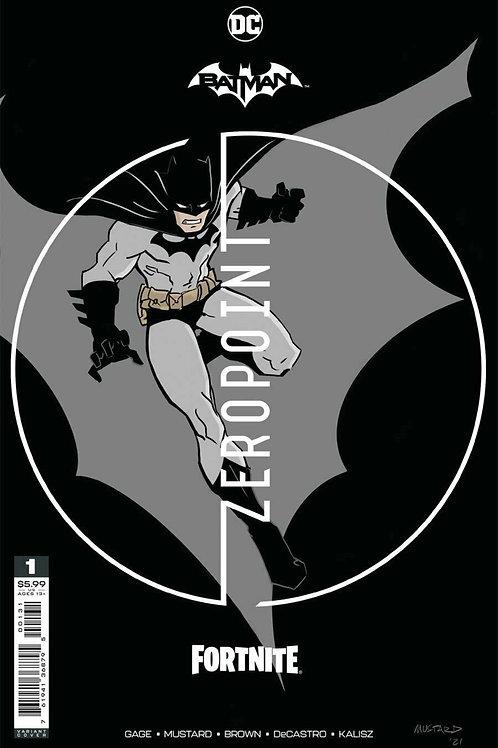 Batman Fortnite Zero Point #1 Premium Variant