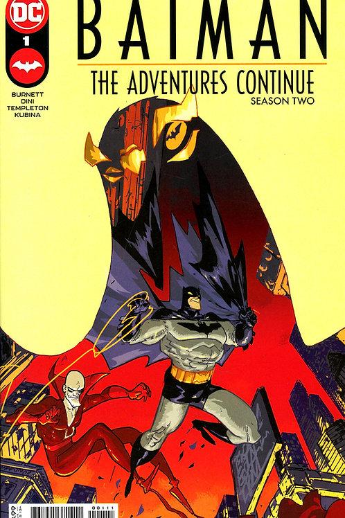 Batman The Adventures Continue Season II #1